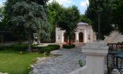 Gradina Palatului Ghica Tei