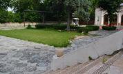 Palatului Ghica Gradina