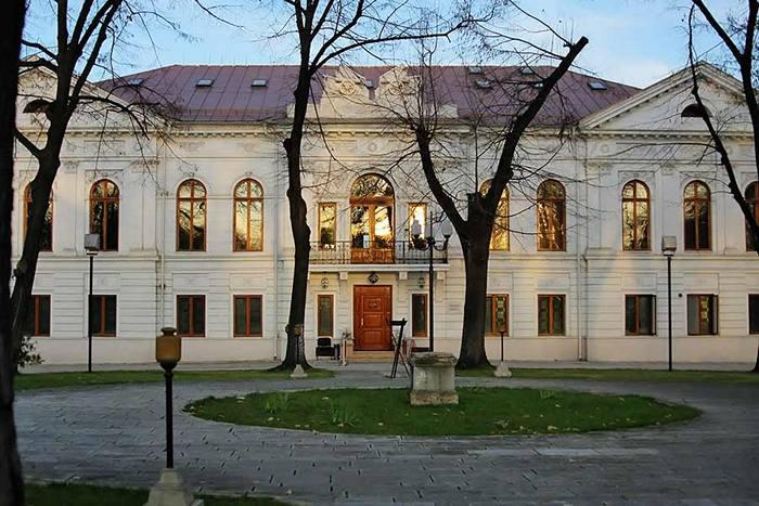 Palatul din Tei