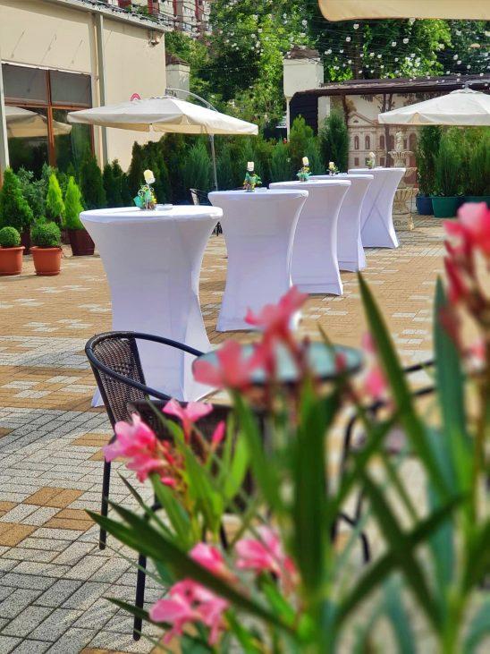 Cele mai frumoase grădini și terase din București
